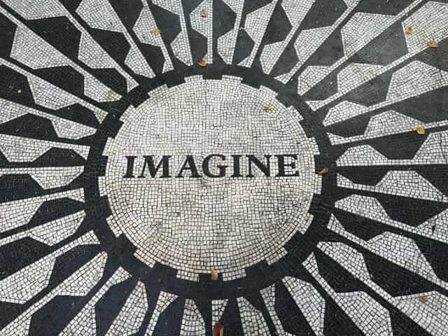 imagine the future we want